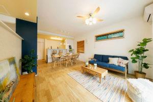 コラボモデルルーム「ママトコ三郷中央」家具納品写真