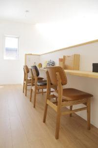 LibWorkモデルハウス家具納品写真6