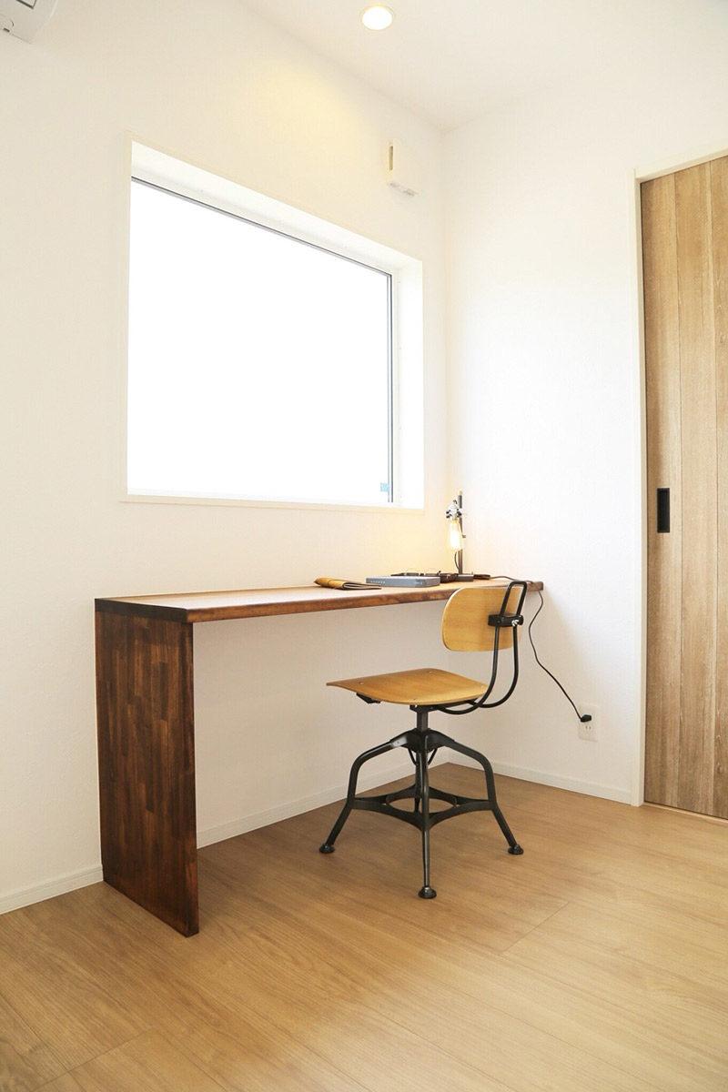LibWorkモデルハウス家具納品写真7