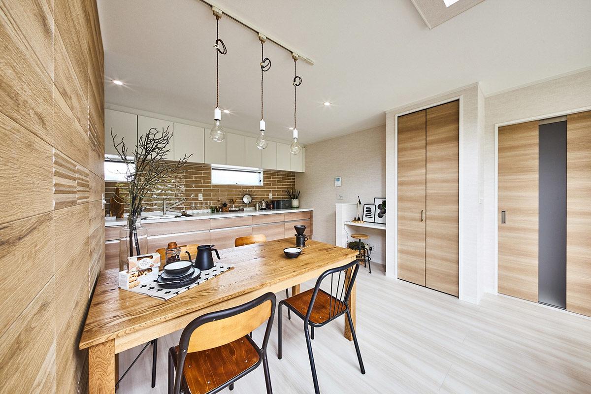 アイキョーホーム様モデルハウス家具納品事例