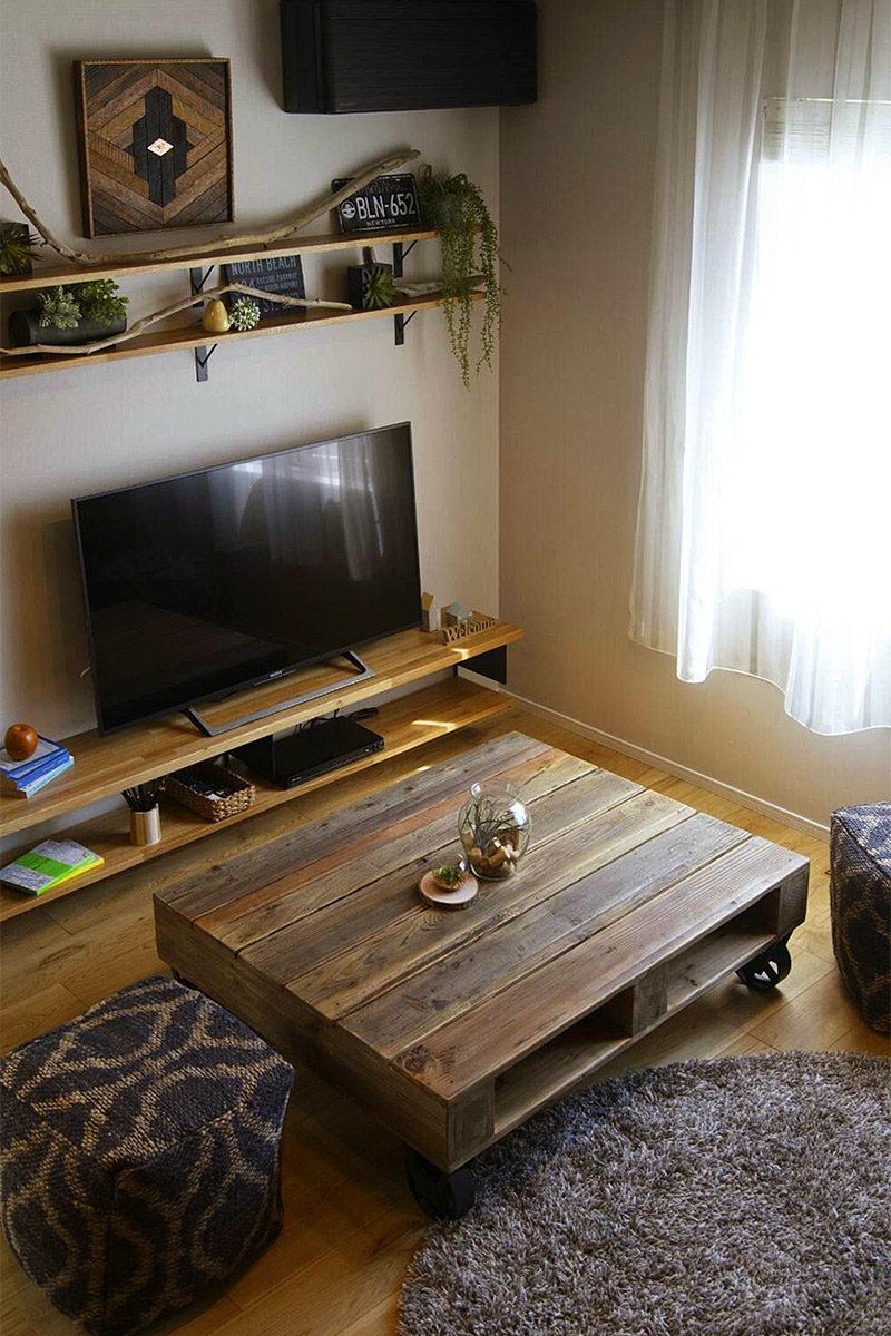 青森市モデルハウス「URBAN OUTDOOR LIFE」家具納品事例