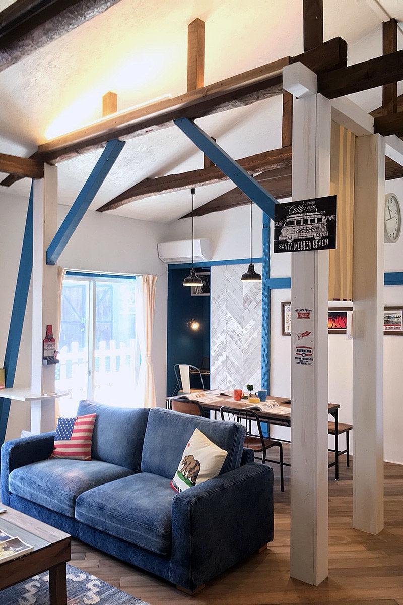リノベーション住宅(福島県いわき市)家具納品事例