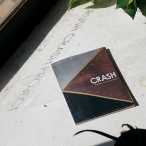 CRUSH CRASH PROJECT総合カタログ完成、8/10(金)より配布開始