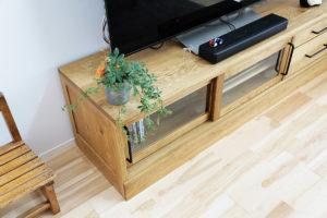 M様(熊本県)家具納品事例写真