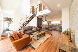 アイキョーホーム モデルハウス家具納品写真1(千葉県千葉市)