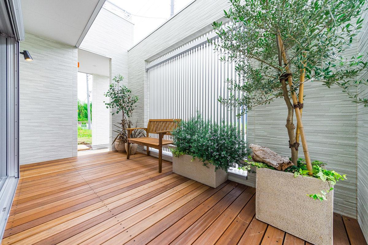 アイキョーホーム モデルハウス家具納品写真4(千葉県千葉市)