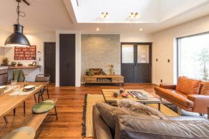 アイキョーホーム モデルハウス家具納品写真5(千葉県千葉市)