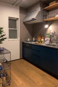 コラボモデルハウス、家具インテリア納品写真008