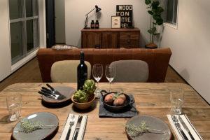 コラボモデルハウス、家具インテリア納品写真016