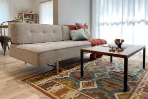 コラボモデルハウス、家具インテリア納品写真003