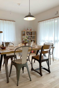 コラボモデルハウス、家具インテリア納品写真007