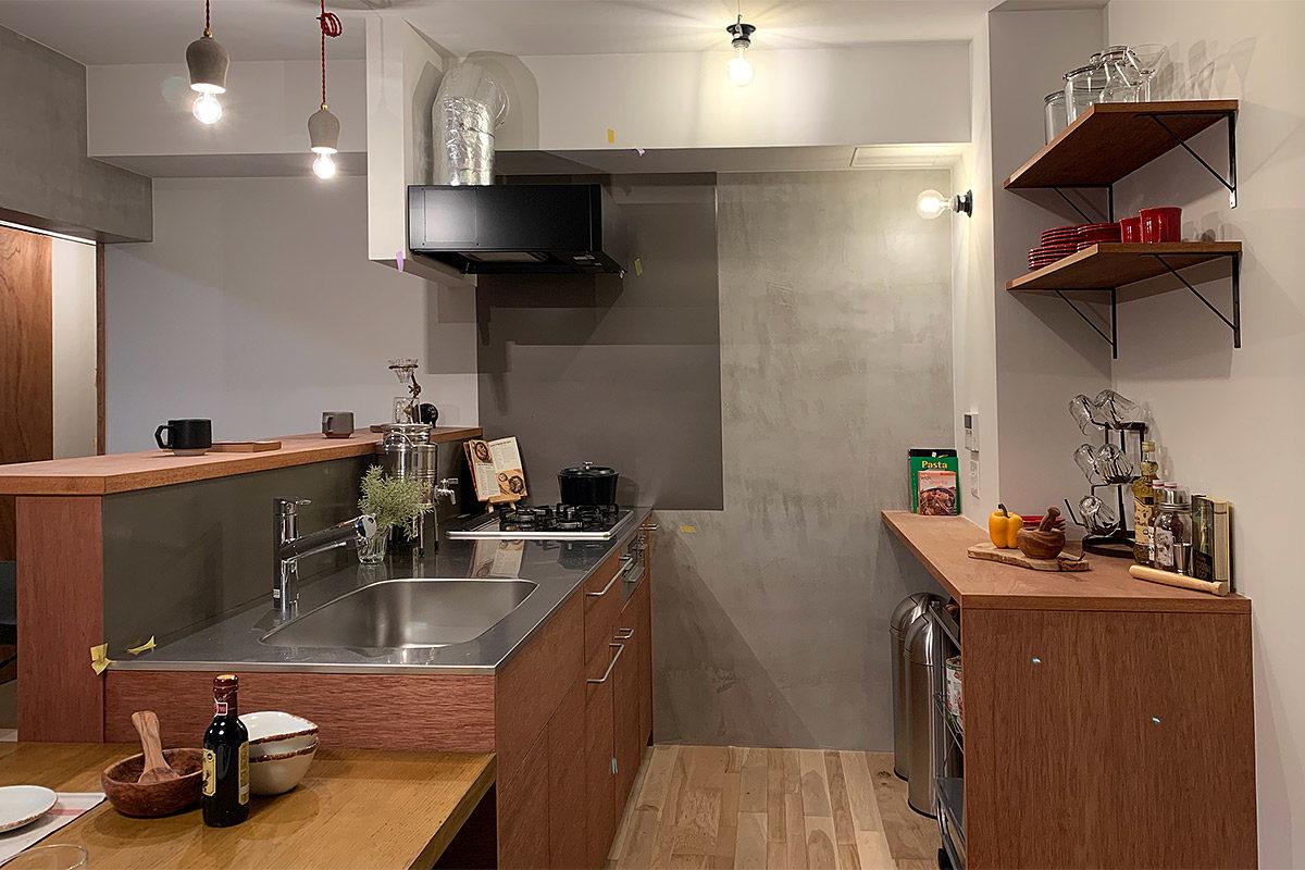 コラボモデルハウス、家具インテリア納品写真010