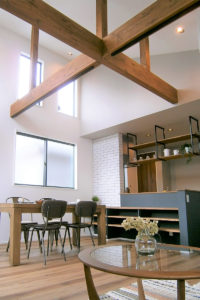 神奈川県三浦郡葉山町、戸建モデルハウス、家具インテリア納品写真002