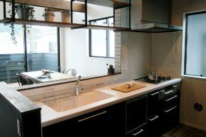 神奈川県三浦郡葉山町、戸建モデルハウス、家具インテリア納品写真004