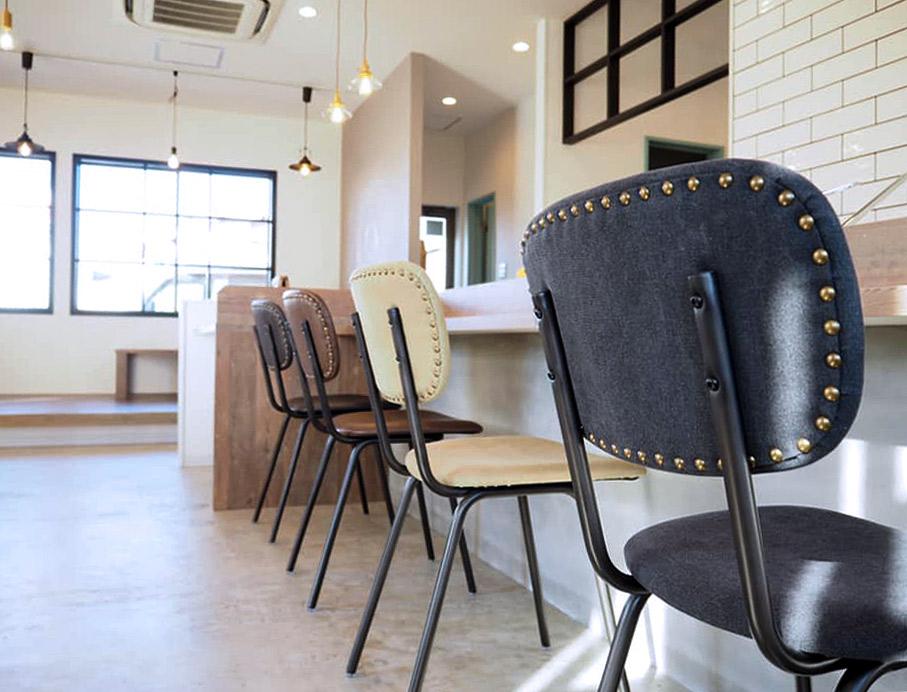 CRASHGATE仙台店家具納品事例:ニコル食堂様写真3