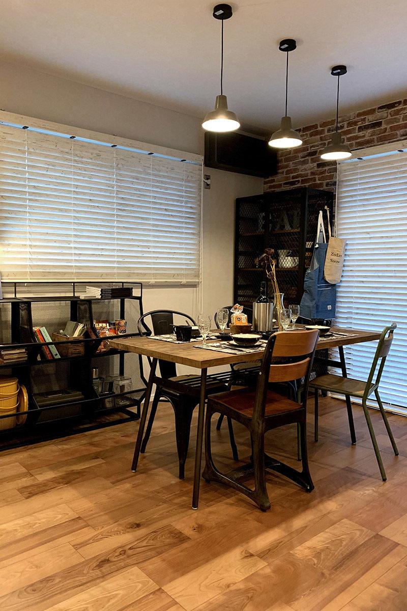 クラッシュゲート広島店インテリア納品事例:「陽だまりの街ココチヒルズ分譲地」モデルハウス011