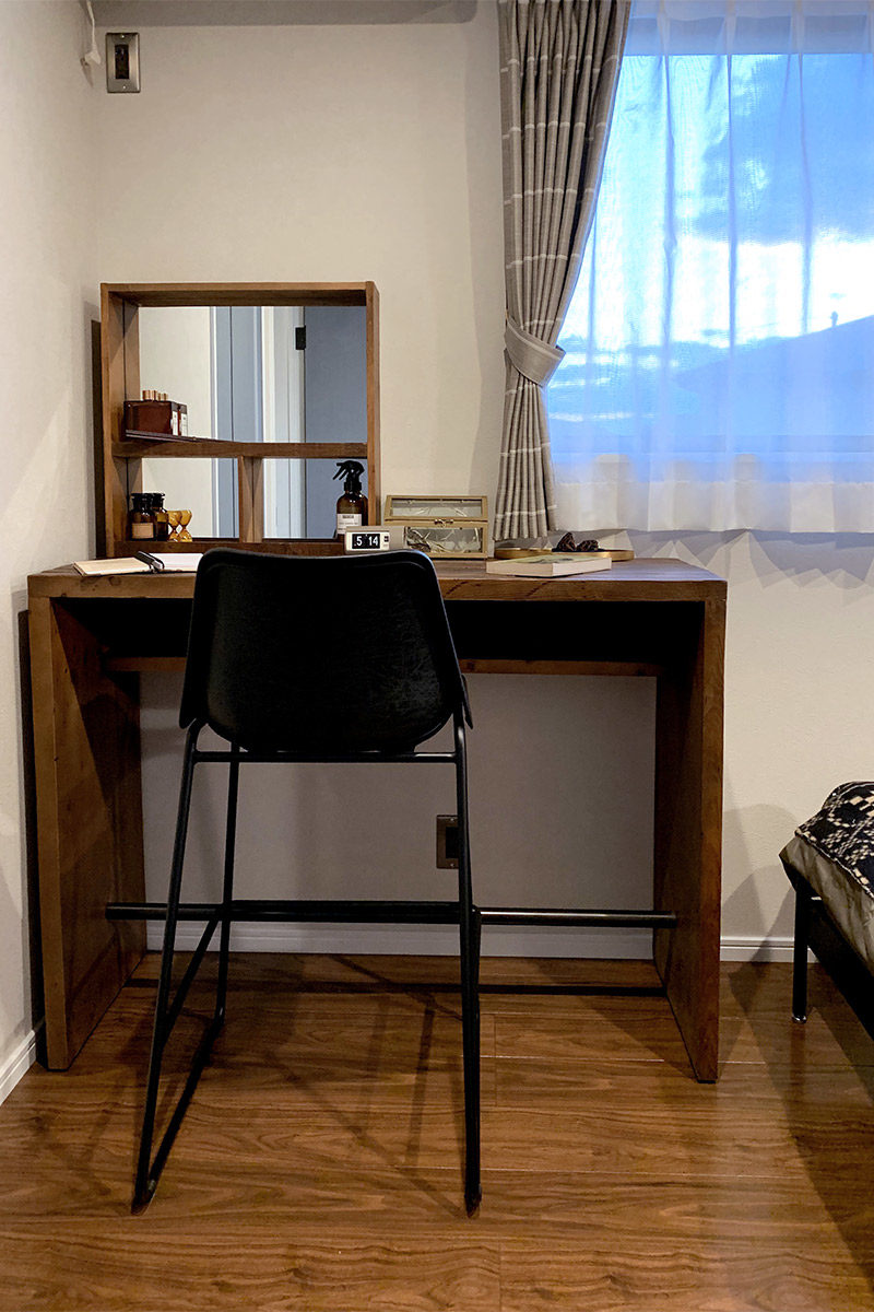 クラッシュゲート広島店インテリア納品事例:「陽だまりの街ココチヒルズ分譲地」モデルハウス016