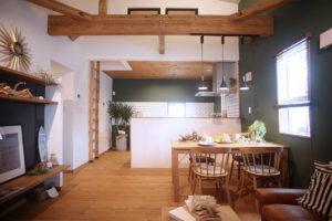 クラッシュゲート広島店:モデルハウス家具納品事例