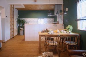クラッシュゲート広島店インテリア納品事例:BinO(ビーノ)モデルハウス002