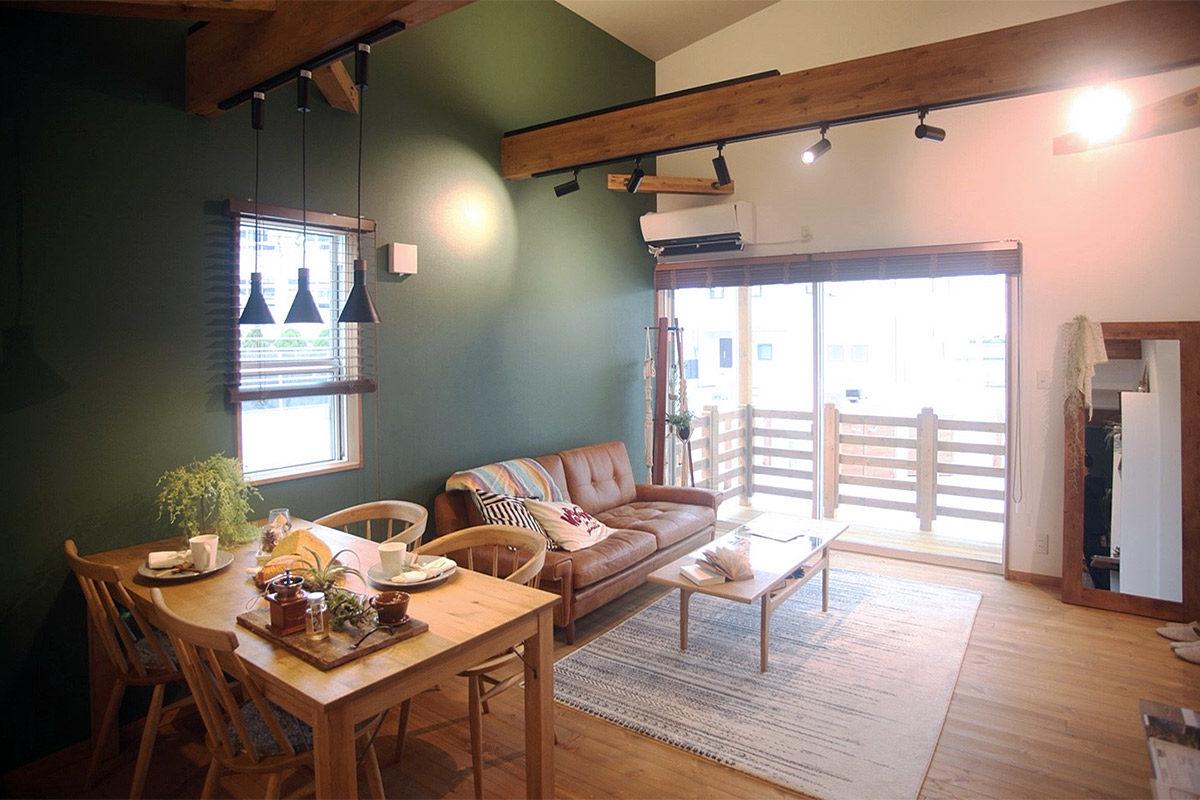 クラッシュゲート広島店インテリア納品事例:BinO(ビーノ)モデルハウス003