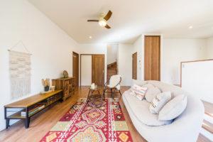 クラッシュゲート自由が丘店の家具インテリア納品事例:千葉県モデルハウス写真004