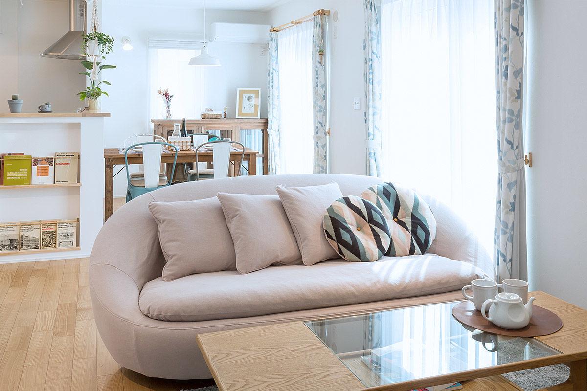 クラッシュゲート仙台店:家具インテリア納品事例003