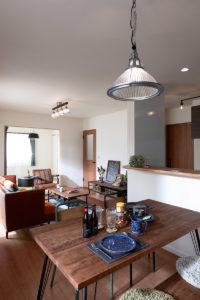 クラッシュゲートなんば店:家具インテリア納品事例つばさが丘モデルハウス写真005