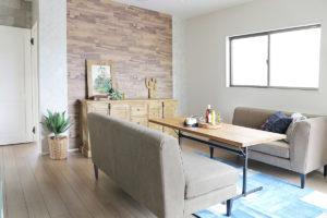 クラッシュゲート博多店の家具インテリア納品事例:モデルハウス(宮崎県日向市)納品写真002