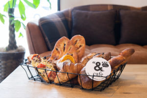 クラッシュゲート仙台店家具インテリア納品事例:カフェ「& mark café」納品写真003