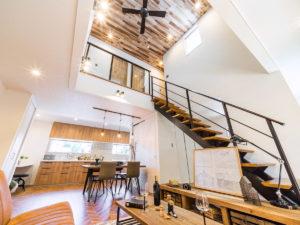 クラッシュゲート自由が丘店家具納品事例:モデルハウス(千葉県千葉市)納品写真005