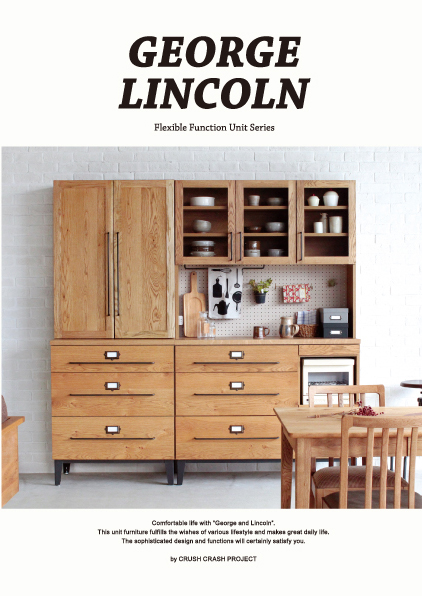 george_lincoln-表紙